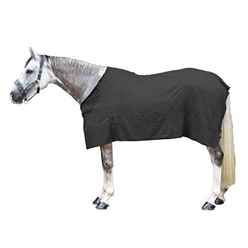 LOVEPET Sommer Pferdedecke, Pferdesport, schnell trocknend, warm, schweißabsorbierend, einfach zu Tragen, abheben, Wasser aufsaugen, Pferdedecke