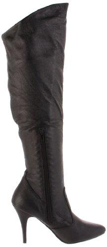 VANITY-2013 Noir (Schwarz Blk Leather)