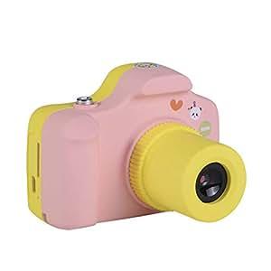 Heraihe 5.0MP Bambini Fotocamera Digitale Bambini Schermo LCD da 1,5 Pollici Disegno Sveglio Mini Macchina Fotografica