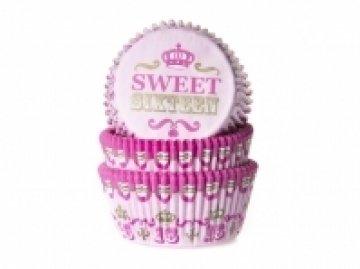 (Sweet Sixteen Cupcake Cases)