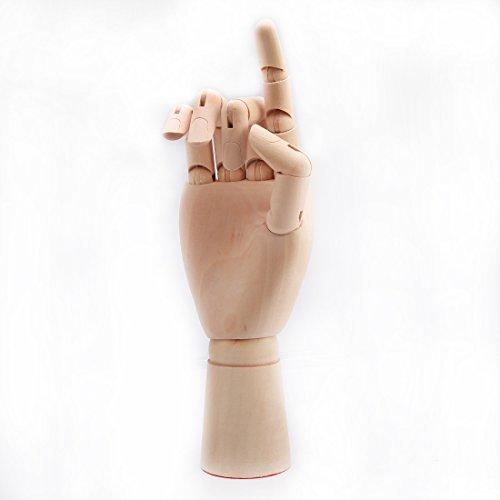 modele-en-bois-de-la-main-droite-humaine-26cm