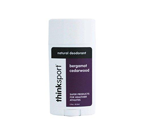Thinksport Natural Deodorant (Bergamot Cedarwood)