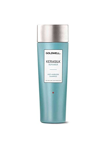 Goldwell Kera Silk Anti Perdita di capelli Shampoo, 1er Pack (1 X 250 ML)