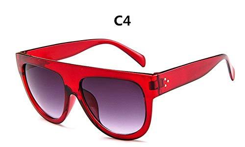 Cyuang Sunglasses Sonnenbrillen Gafas Mode Frauen Brillen Vintage Sonnenbrille Big Full Frame Eyewear Frauen Brille Uv400 Brille A