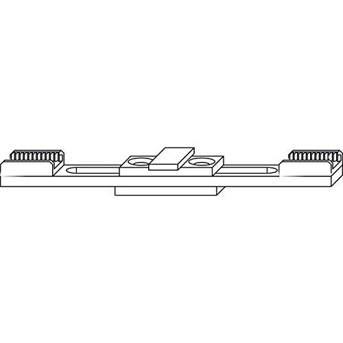 WINKHAUS Verbindungsschiene VS.R, zur Verbindung zweier Langteile mit Verzahnung