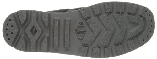 Palladium 02477-095-M Unisex-Erwachsene Schnürhalbschuhe Schwarz/Black