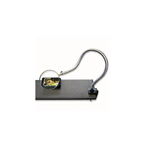 Preisvergleich Produktbild Lupe D:100mm mit Schwanenhals