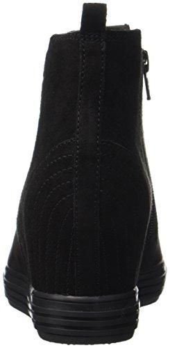 Gabor Comfort Sport, Bottes Pour Femme Noir (47 Schwarz Micro)
