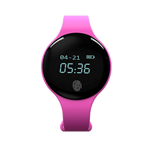 JIUZHOU Smart Wasserdichte Bluetooth Sportuhr Pulsmesser Smart Watch für IOS AN