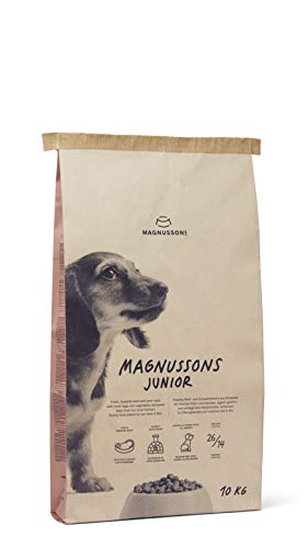 Magnusson Meat & Biscuit Junior, 1er Pack (1 x 10 kg Packung)
