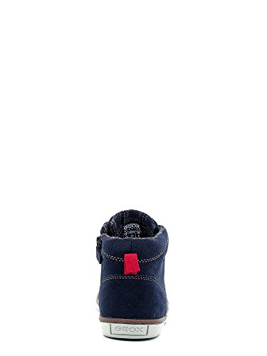 Geox Jungen Jr Garcia Boy D High-Top Blau