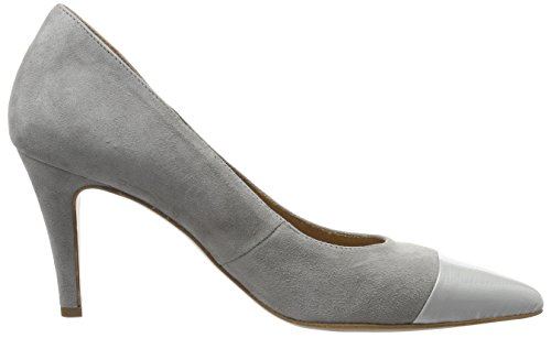 Tamaris Damen 22427 Pumps Grau (GREY 200)