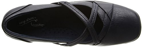 Easy Street Marcie Synthétique Mary Janes Navy