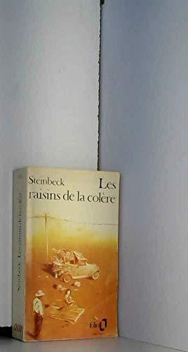 Les raisins de la colère/Steinbeck, John/Réf: 14369 par John Steinbeck