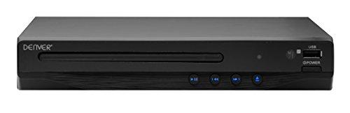Denver 11326010 kompakter DVD-player mit USB-Eingang Billige Dvd-player
