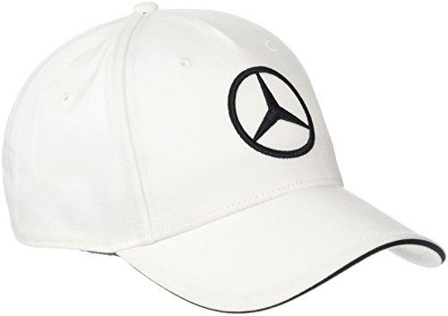mercedes-casquette-f1-amg-petronas-blanc