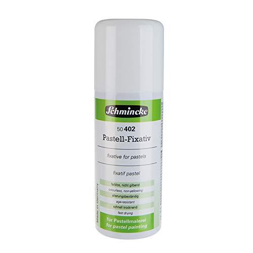150 ml Spraydose Fixativ für Pastelle / Pastellmalerei - 50402 Schmincke