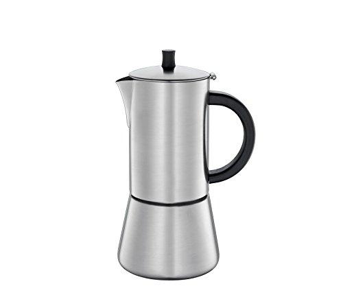 cilio-342895-espressokocher-figaro-matt-edelstahl-13-x-11-x-225-cm
