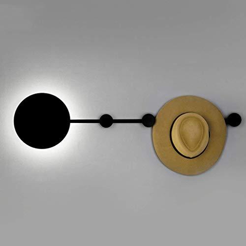 Wall lamp Éclairage, lumière de Mur Minimaliste Moderne, Mode créative et Simple décoration de Sac de Suspension Pratique a mené (10Cm * 2.5Cm)
