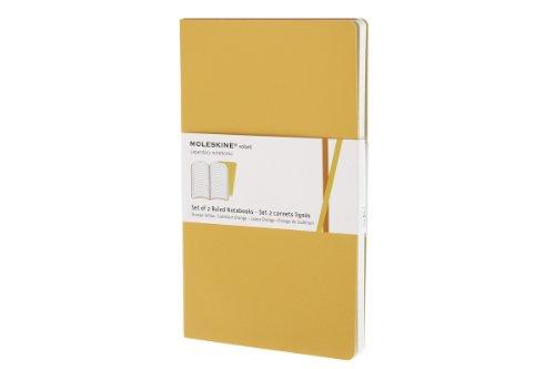 Moleskine Moleskine Provo terme Men_ (de papier quadrill_) 2 volume est r_gl_ / Grand / jaune ([papeterie]) (japan import)