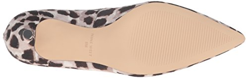 Margot Kenya Grey Dress Pompe Ouest Cheetah Nine FXx8gqU