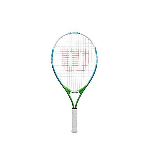 Wilson Raqueta de Tenis, US Open 23, niños, Multicolor, 23 in-58.4 cm