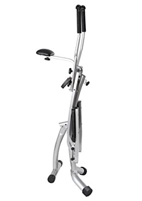 TV - Unser Original Crosstrainer Nordic Walking, silber, 00395