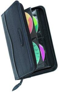 CD Ordner aus Koskin fuer 64 CDs oder 32 CDs mit Booklet Koskin Dvd Wallet