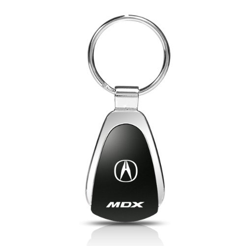 acura-mdx-black-tear-drop-key-chain-by-acura