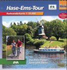 Hase-Ems-Tour: Radwanderführer. 1:50000