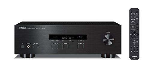 Yamaha RS202DBL Stereo-Receiver DAB, Schwarz