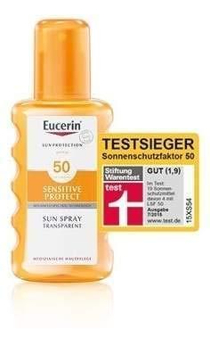 Eucerin Sun Transparent Spray 200 ml