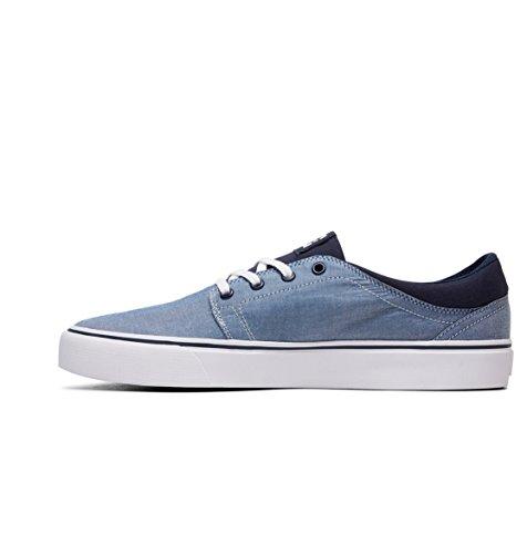 Blu Dc I Uomini Blu Tx È Trase Degli Blu Bianco Modo Shoes Di Pattini PAqrPBwpIx