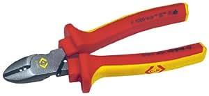 C.K 431019 Redline Pince à dénuder 1000 V 160 mm Rouge