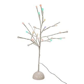 Kurt-Adler-Multi-Twinkle-LED-Gumball-Baum-Empfangsbereich-wei