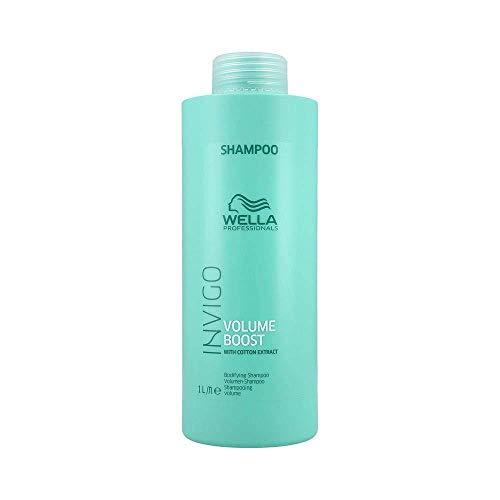 Wella Professionals Invigo Volume Boost Bodifying Shampoo, 1000 ml