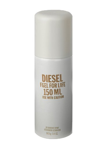 Diesel Fuel For Life Woman, femme / woman, Deo Vaporisateur / Spray, 150ml
