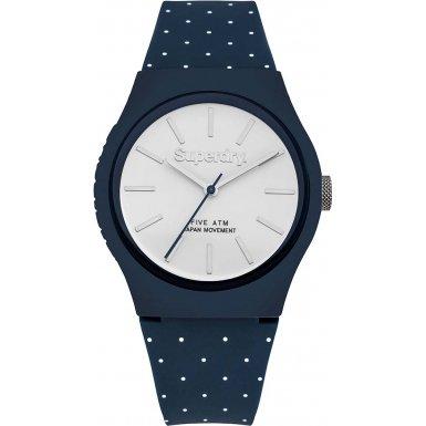 Superdry Unisex Erwachsene-Armbanduhr SYG166UW