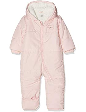 NAME IT Baby - Mädchen Schneeanzug Nbfmaki Suit W. Fold Up Feet