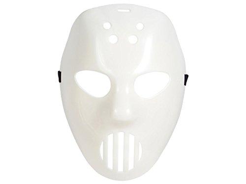 e Vendetta Maske Karneval Saw Fasching Maske Blue Mask Kostüme Geist (Mas-68 Maske weiß) (Kostüme Ma)