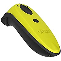 Socket Mobile DuraScan D730 1D Laser Verde Handheld Bar Code Reader - Lector de código Barras (1D, Laser, Codabar,Code 128,Code 39,Code 93,MSI,Plessey,Telepen,U.P.C, 2,54 m, 650 NM, 4800-86000 LX)