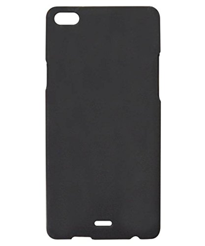 Back Case for Micromax Canvas Sliver 5 Q450-Black