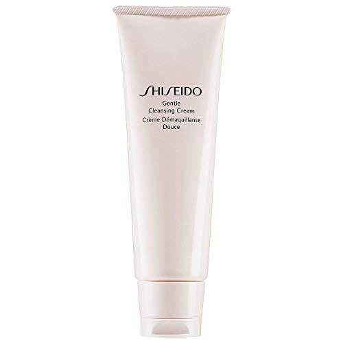 Shiseido Gentle Cleansing Cream 125 ml unisex, Reinigungscreme 125 ml, 1er Pack (1 x 0.21 kg)
