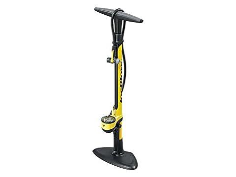Topeak JoeBlow Sport II Standpumpe Fahrrad Luftpumpe Manometer Presta Dunlop Schrader Ventil, 15700052