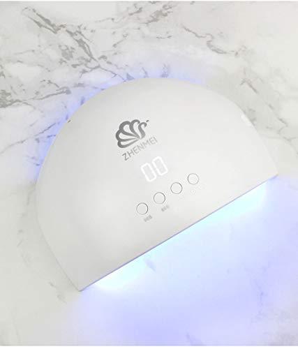 Lámpara LED secado uñas UV curado uñas Gel basado