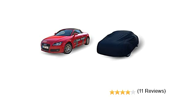 Autoabdeckung.com Telo copriauto per Audi TT Coupe e Roadster 8N 8J