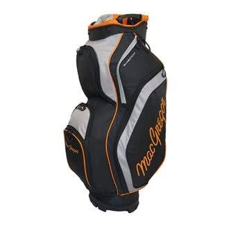 MACGREGOR MACBAG129 Sac de Golf pour Homme Noir/Bleu Taille...