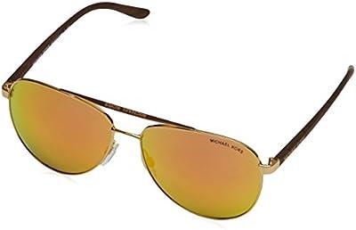 Michael Kors Mk5007 Hvar, Gafas de Sol Unisex Adulto