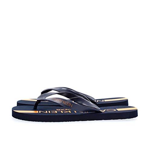 Calvin Klein Ciabatta Infradito Uomo Mare o Piscina CK Articolo KM0KM00344 FF Sandals