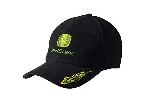 John Deere Cap Flamme -